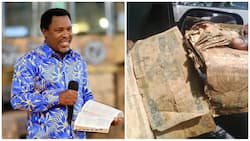 Popular Nigerian prophet warns members who give church dirty money in exchange for God's blessings