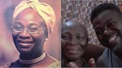 See the touching thing Bukky Ajayi did for her son before she died (photo)