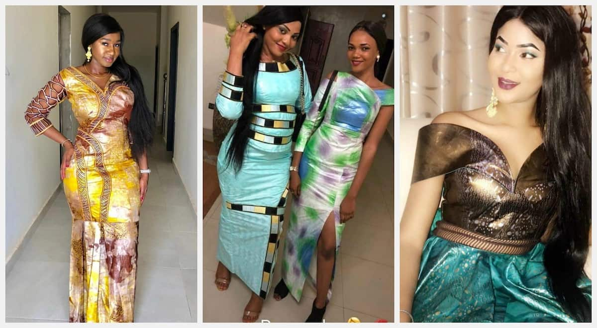 Latest guinea styles for real fashionistas