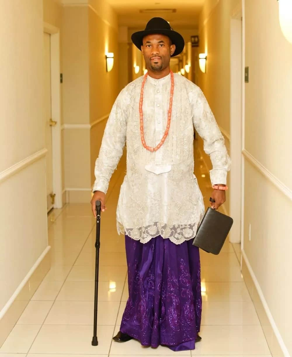 Best Edo Male Traditional Attire Styles Legit.ng