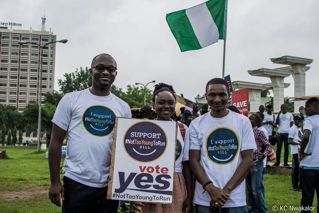 British High Commissioner urges President Buhari to sign #NotTooYungToRun bill into law