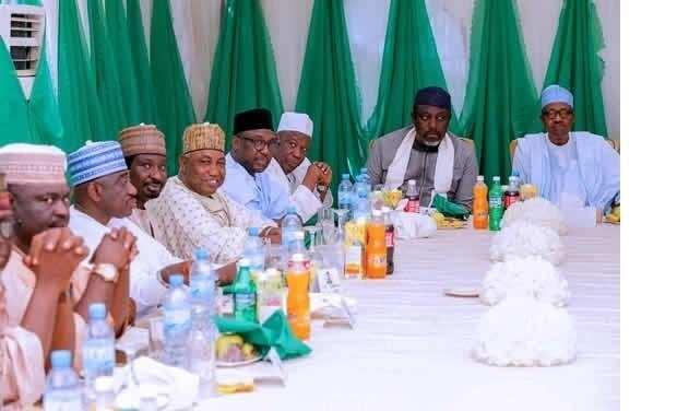 Defectors cannot distract my administration - President Buhari