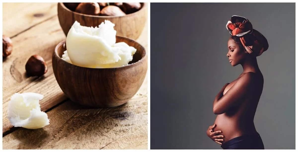 Shea butter during pregnancy