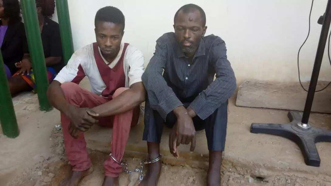 Suspected killers