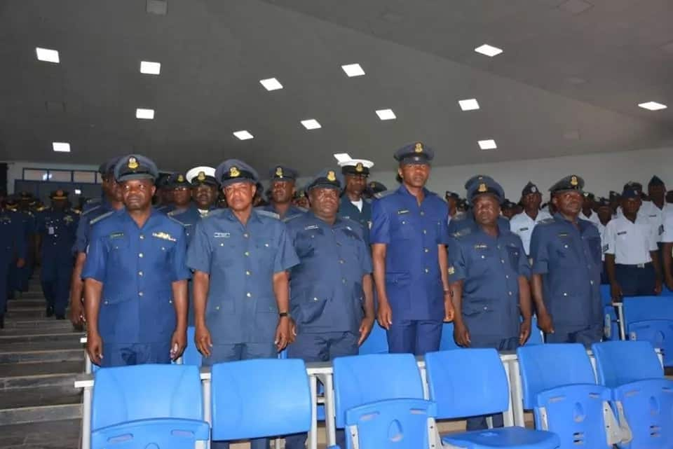NAF graduates 146 senior Non-commissioned officers from leadership and management course