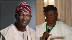Just in: Bode is sick in the mind - Jimi Agbaje blasts PDP chieftain again as rift deepens