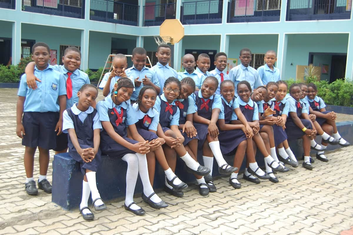 Best school uniforms in Nigeria ▷ Legit ng