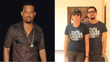 Married for 10 years without a child, actor Emeka Okoro shares how he and his wife have been coping
