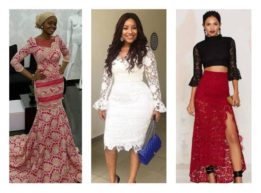 Latest Cord Lace Styles In Nigeria 2018 Legitng