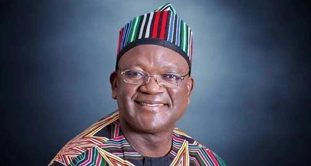 2019: Samuel Ortom ya yanki Tikitin takara ta kujerar Gwamnan jihar Benuwe