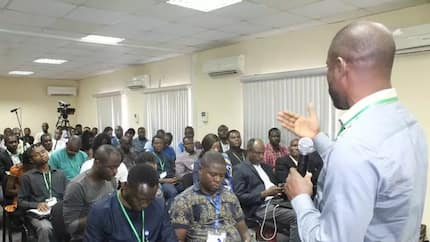 Legit.ng speaks on powerful content creation at 2018 bloggers summit