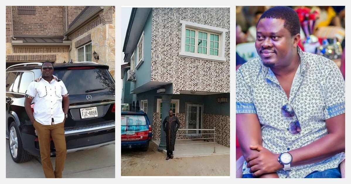 Muyiwa Ademola new house