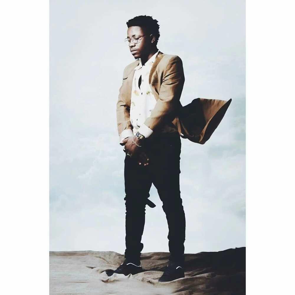 The popular Nigerian artist