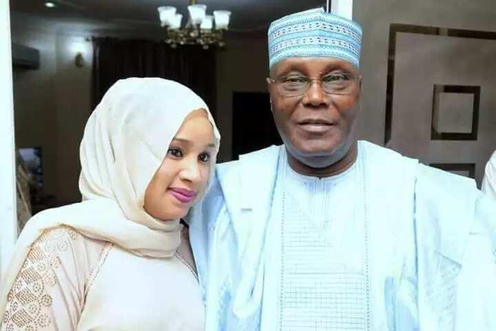 Kowa ma ya sani wallahi miliyan 50 Atiku ya bani – Fati Mohammed ga magoya bayan Buhari