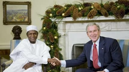 Yar'adua's remembrance: 10 iconic photos of the late president you've probably never seen before