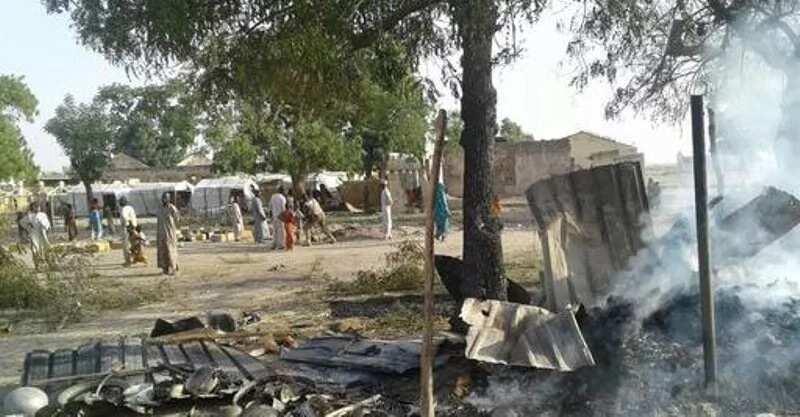 Da dumi-dumi: Hankali al'umma ya tashi yayinda yan Boko Haram suka kai kar garin Rann
