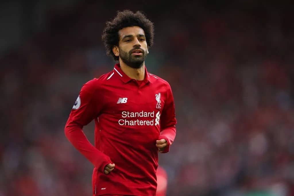 Salah scores winning goal as Liverpool defeat Brighton by 1-0 at Anfield