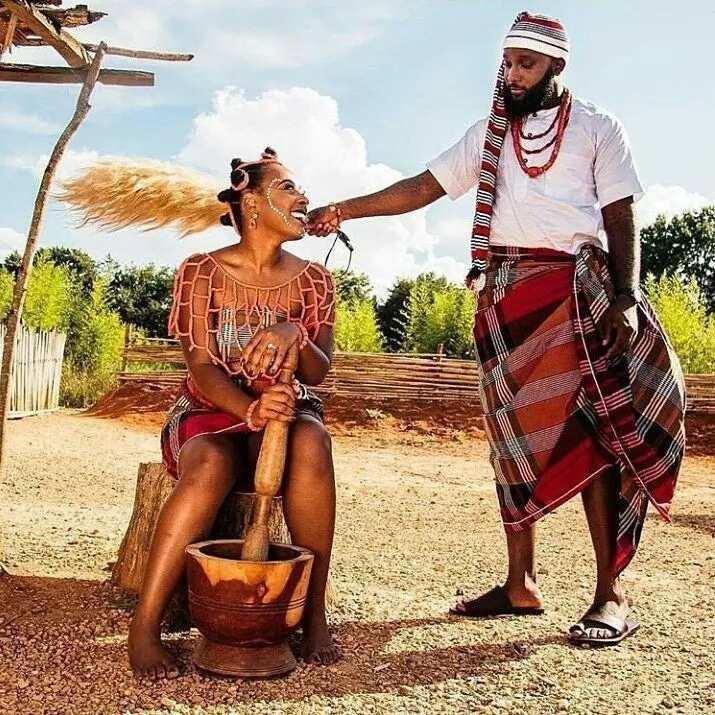 Igbo cultural wears