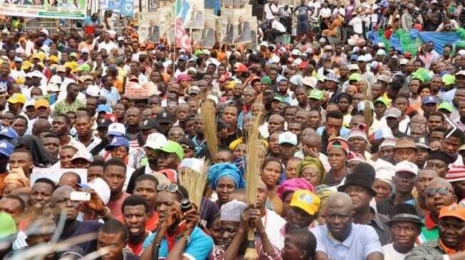 2019: Sanata, tsohon gwamna da DIG mai ritaya sun koma APC a jihar PDP