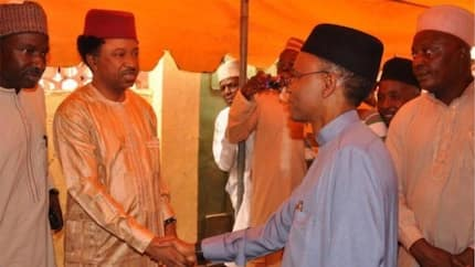 El-Rufai betrayed his former bosses, he will turn his back against Buhari when he gets what he wants - Sani warns