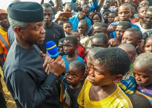69 babies born in Benue IDP camps as Buhari approves N10bn for rebuilding of destroyed villages