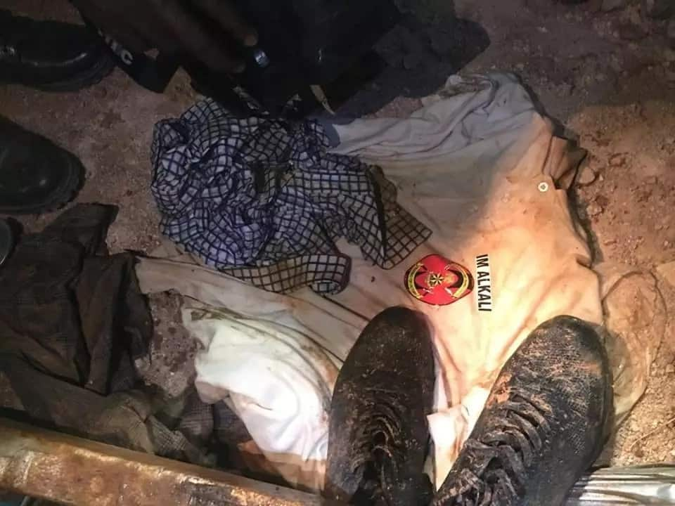 Army makes more discoveries in killing of missing General Idris Alkali (photos)