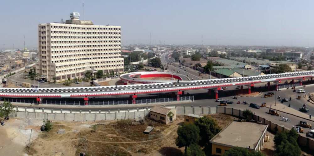 Abuja North central states in Nigeria