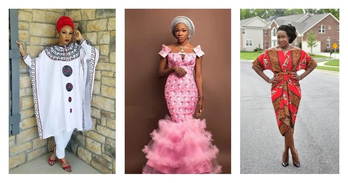 Female Native Wears In 2018 For Real Fashionistas Legit.nga