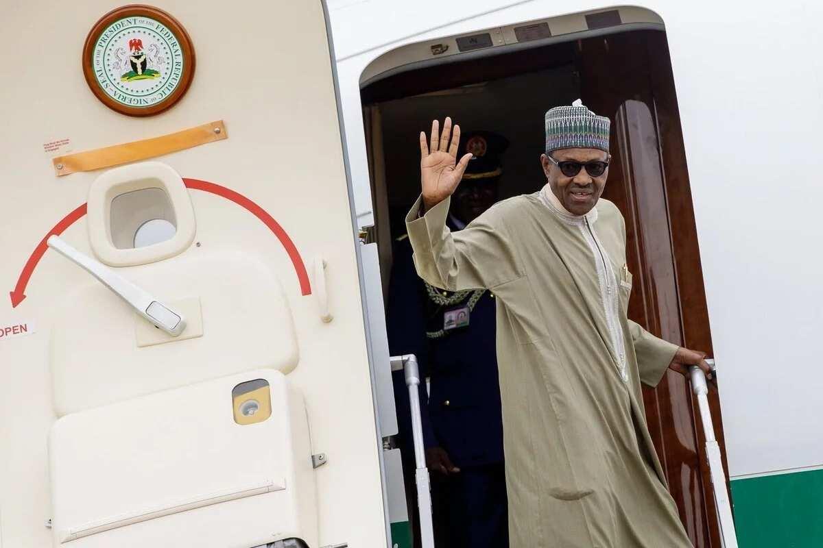 Buhari ya shafe kwanaki fiye da 170 a kasar waje daga 2015 zuwa yanzu