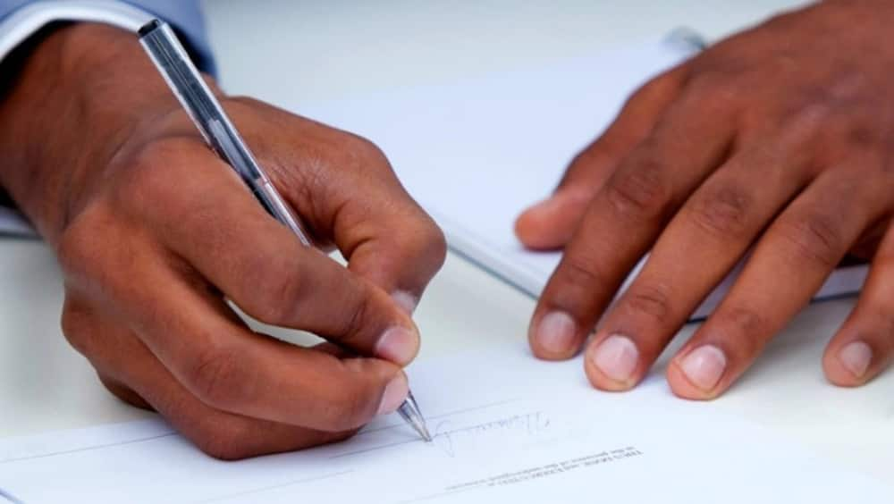 How to write a letter of petition letter?