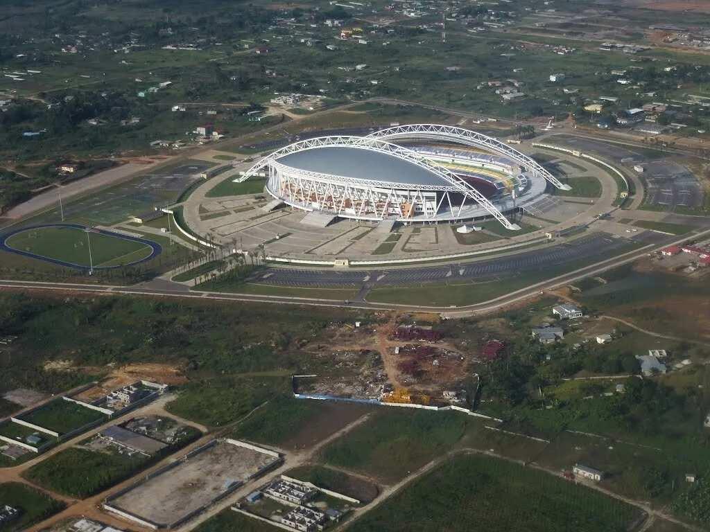 Stade d'Angondjé