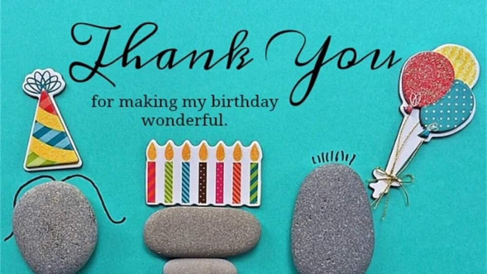Appreciation MESSAGE FOR BIRTHDAY WISHES