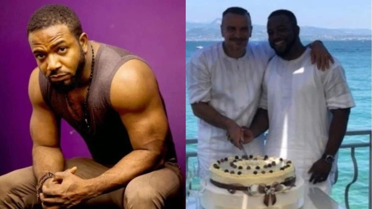 Openly gay Nigerian man talks about how couples pretend to be happy for the sake of the society