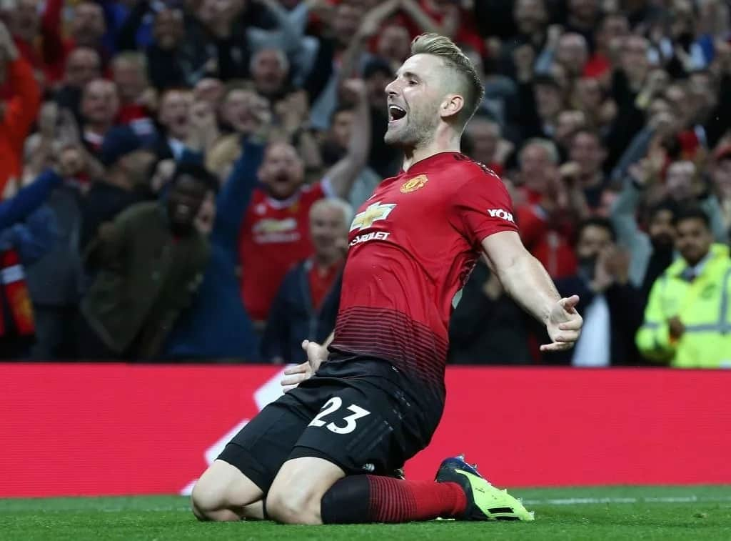 Luke Shaw ruled out of action for 2 games due to injury