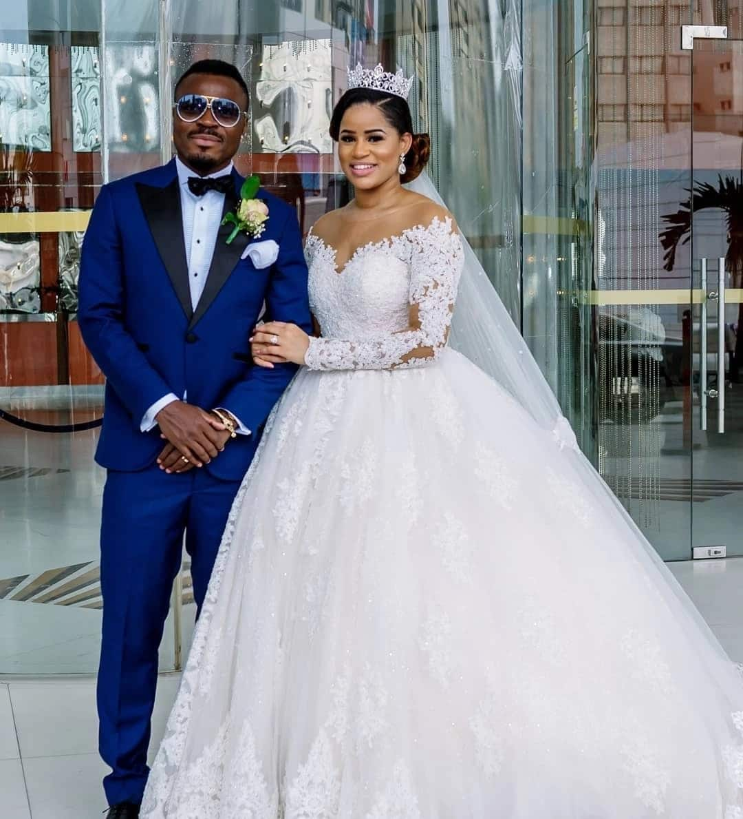 Latest Nigerian celebrity weddings in 2018
