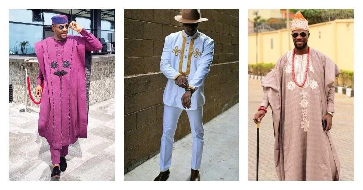 Latest Aso Ebi designs for men