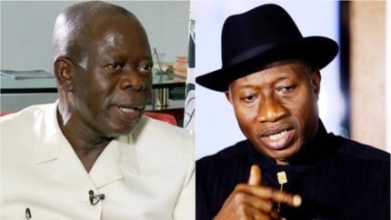 You ran a disastrous presidency - Oshiomhole's aide attacks Jonathan