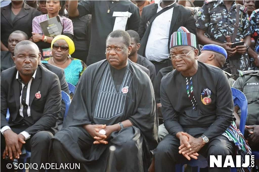 Group's criticism of Ortom's handling of killings baseless - Governor's aide