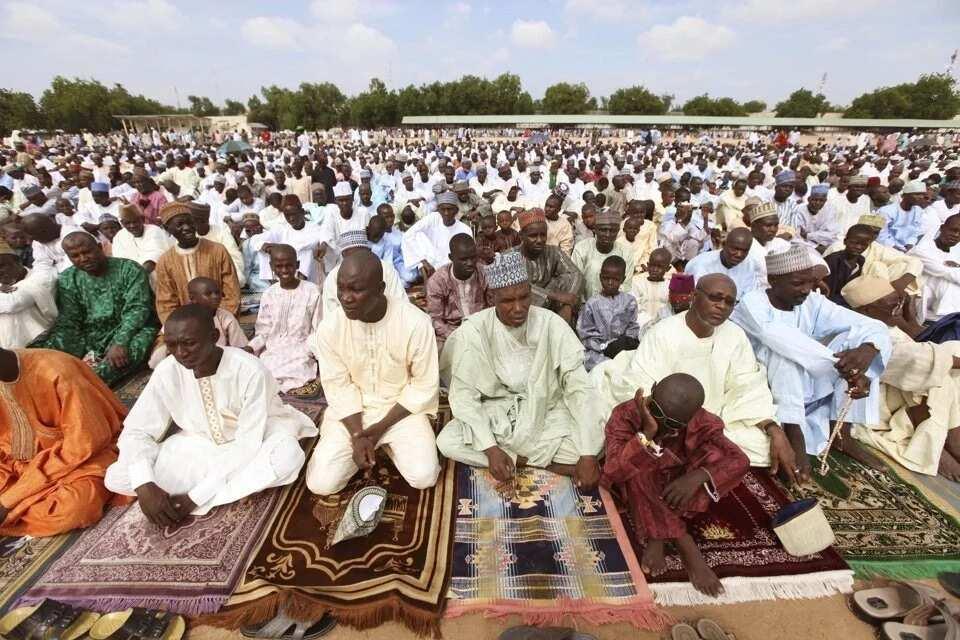 When is Ramadan starting in 2018 in Nigeria?