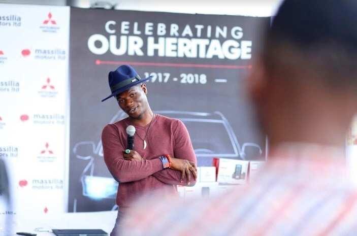 '#MitsubishiMotorsHeritage': Banky W, Ebuka, MI Abaga, Tomi Odunsi, Emmanuel Oyeleke, attend Mitsubishi Motors heritage week