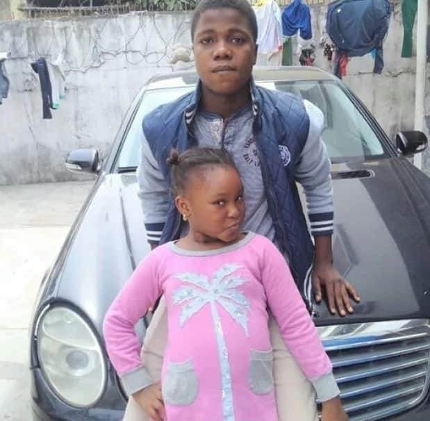Jaiye Kuti children