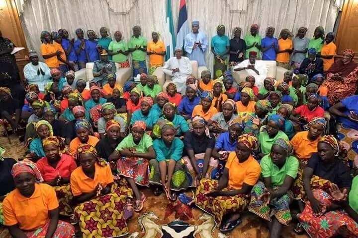 Da duminsa: An ceto karin mutum daya cikin yan makarantan Chibok, Gwamna Zulum
