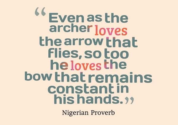 Top 15 Nigerian proverbs and their meanings ▷ Legit ng
