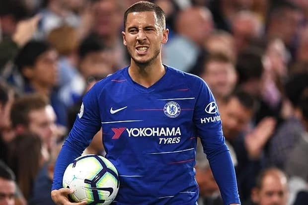 Chelsea's Hazard lists Salah and 3 others as best EPL players