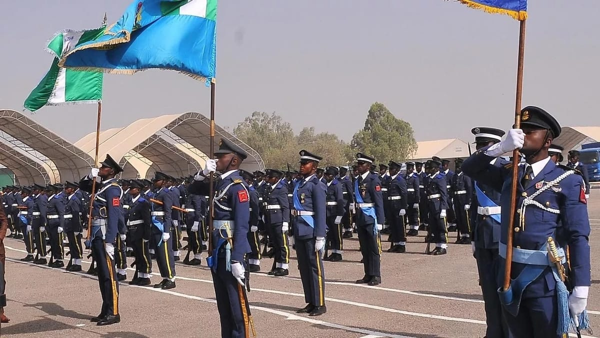 nigerian air force bases