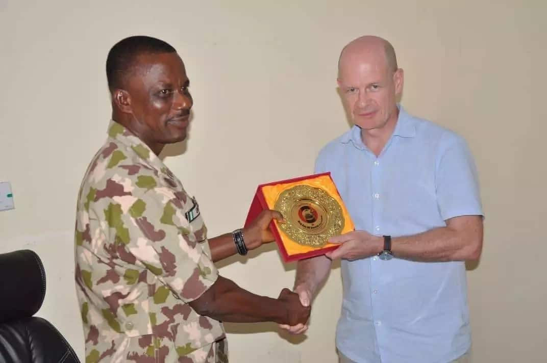 We are committed to working with UN to facilitate safe return of IDPs in northeast - Nigerian Army