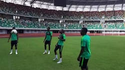 Mikel missing as Gernot Rohr names 23-man squad for South Africa tie