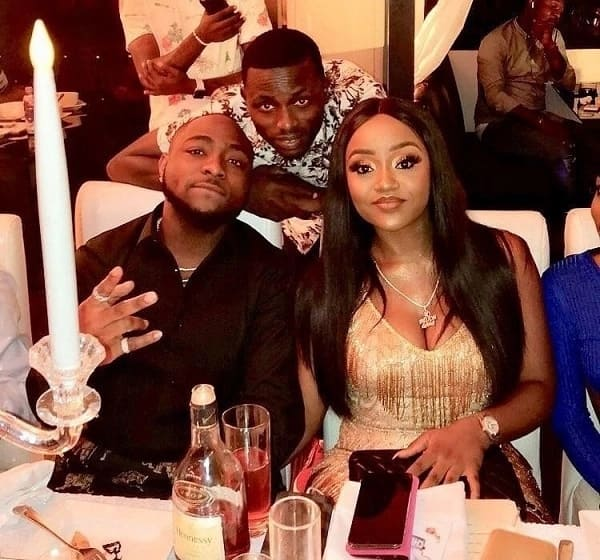Wow! Davido girlfriend gets a multi-million naira endorsement deal