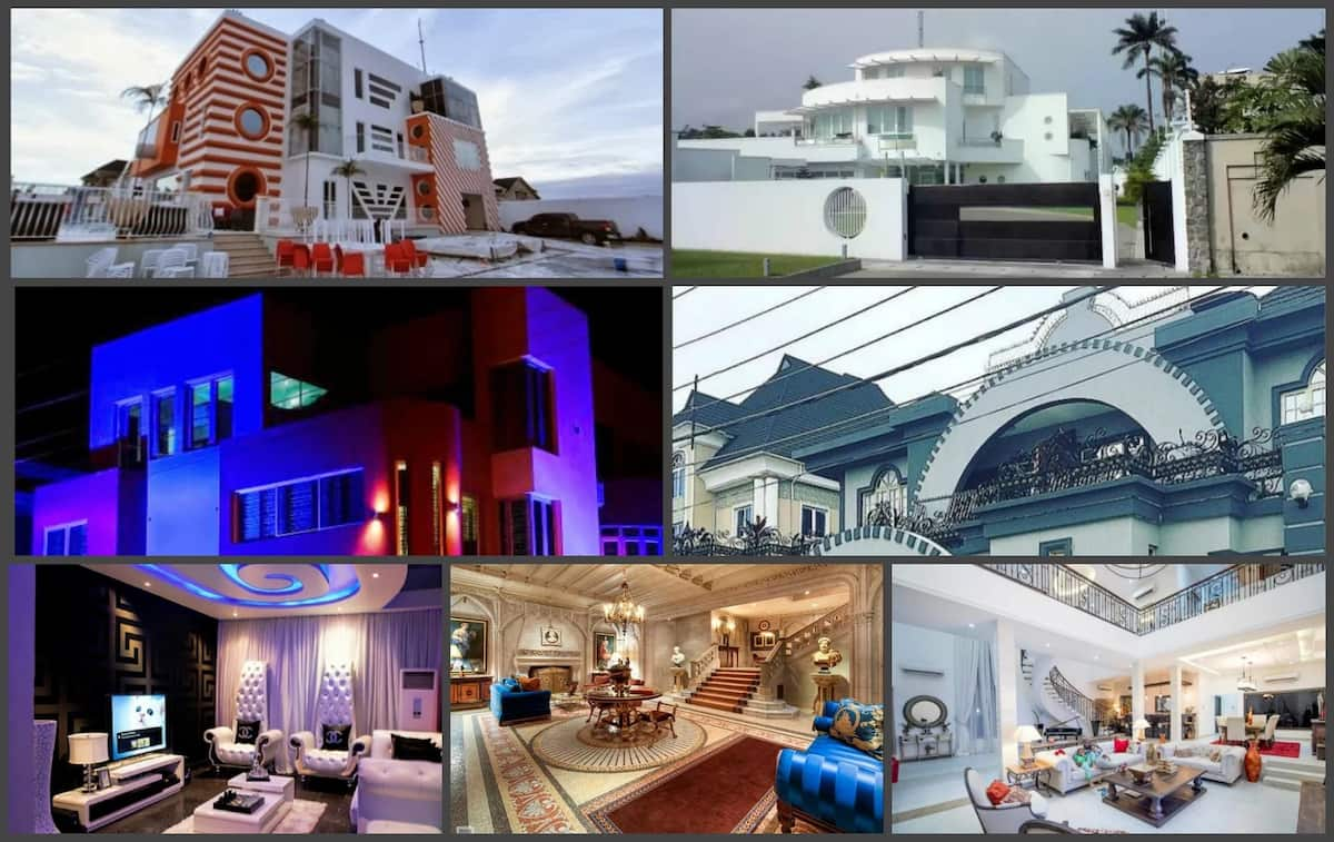 Most beautiful and luxury mansions in nigeria