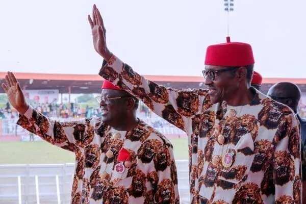 Babbar magana: Kasar Amurka ta juyawa gwamnatin Buhari baya